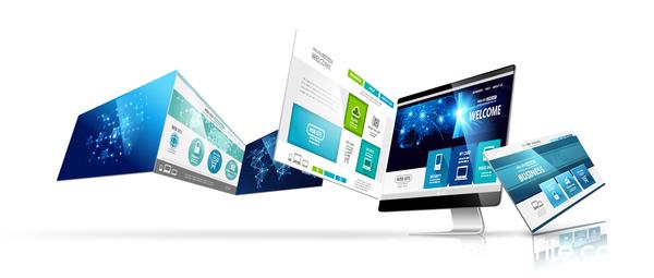 web tablet Schermo