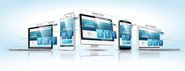 web tablett Displayen
