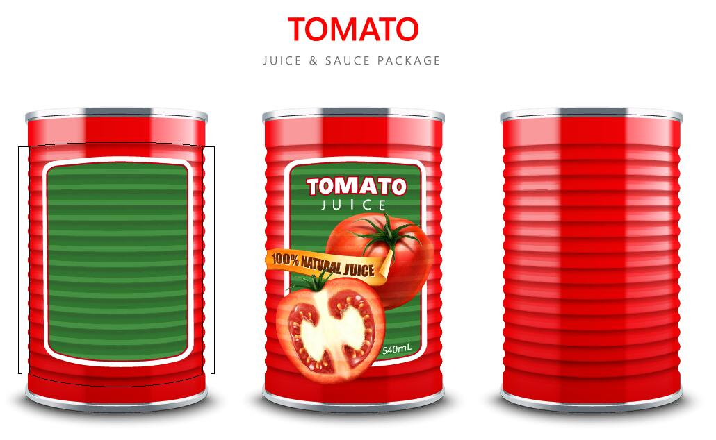 、ジュース、パッケージ、ソース、トマト