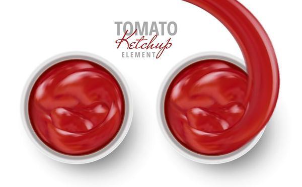 tomat ketchup