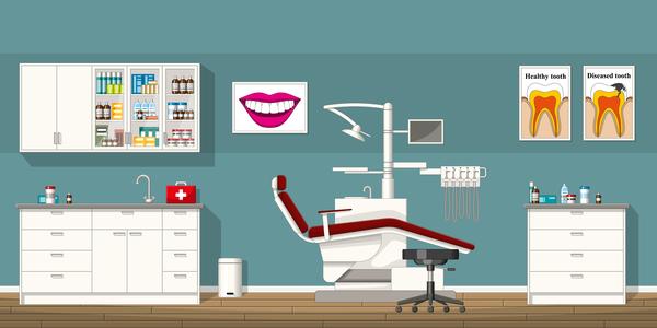 ufficio medico dente