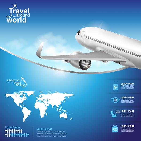voyage monde autour de affaires