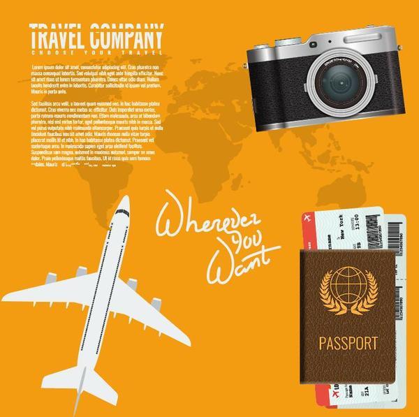 travel poster azienda