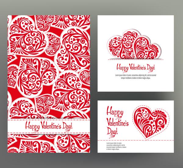 giorno di San Valentino carta