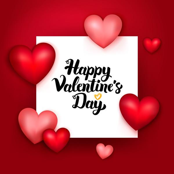 San Valentino giorno carta