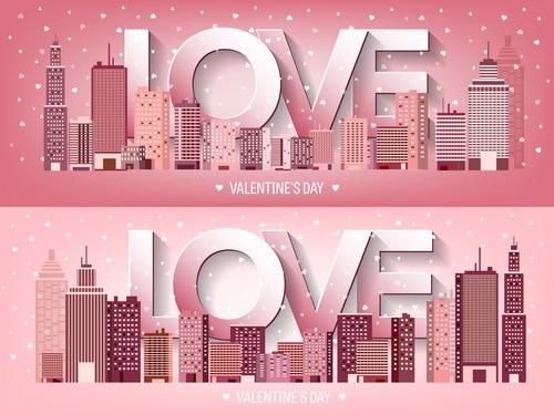 giorno di San Valentino Città