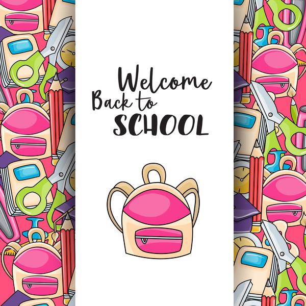 Välkommen Tillbaka skola