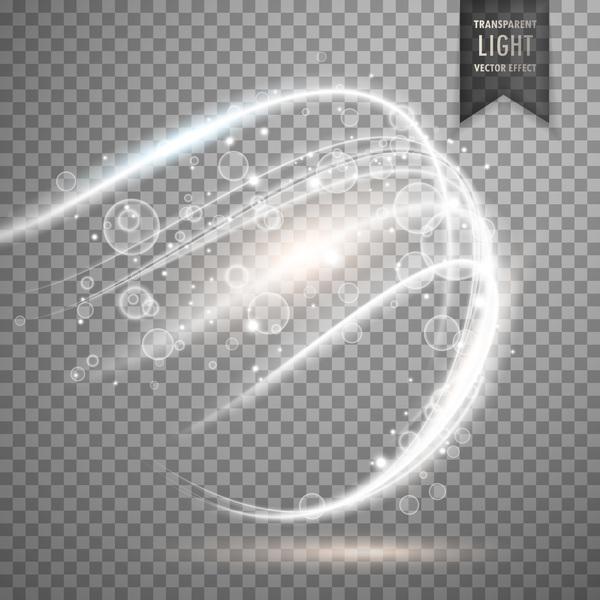 white light effect