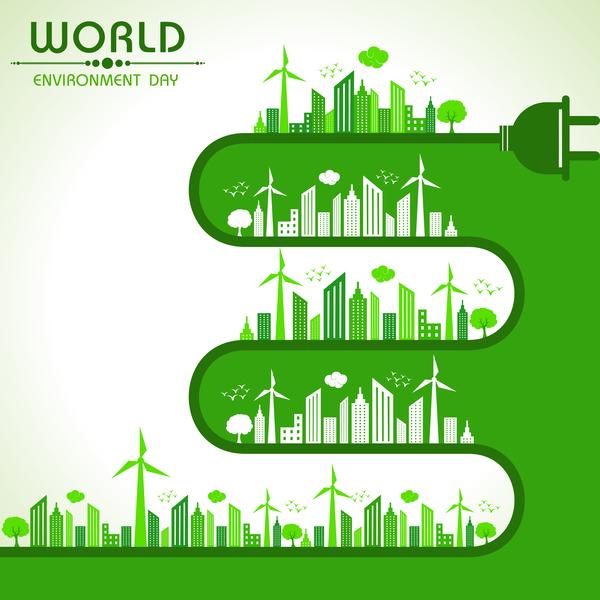 環境 日 世界 ポスター