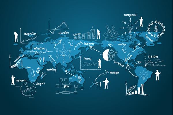 人 世界 インフォグラフィック