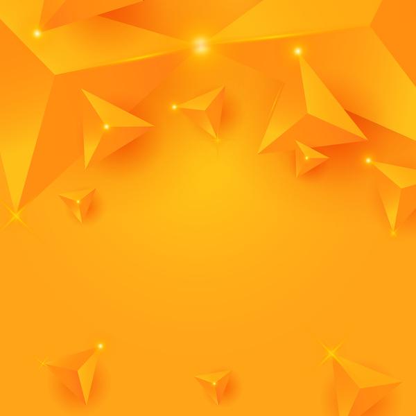 stern Licht gelb Dreieck