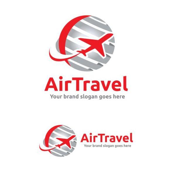 travel red logo air