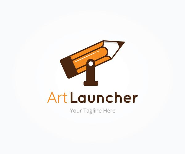 logo lanceur art