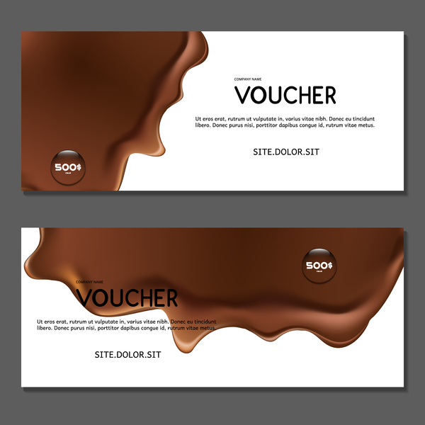 Schokolade Gutschein