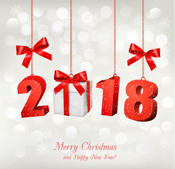 Noel cadeau boîte 2018