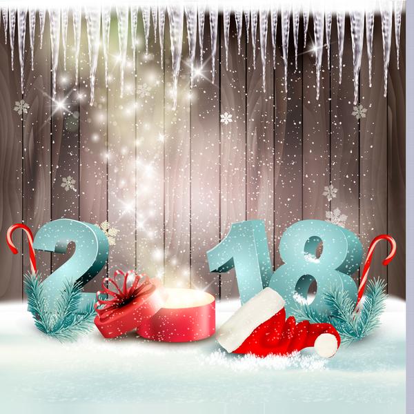 Noel Magie boîte annee 2018