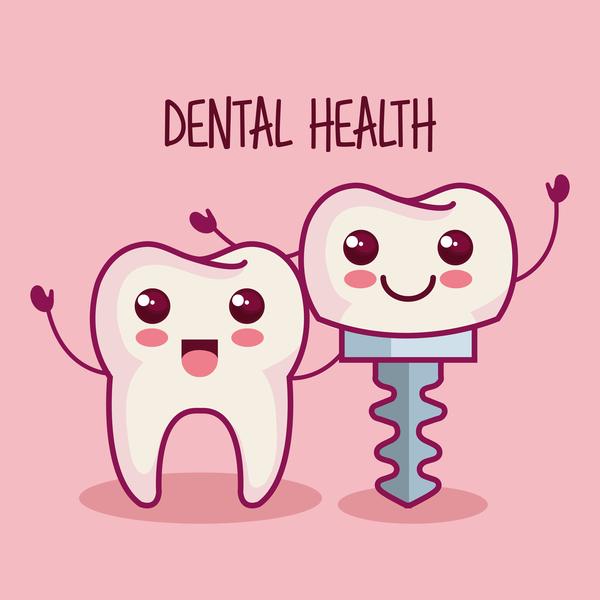 漫画 歯科 健康