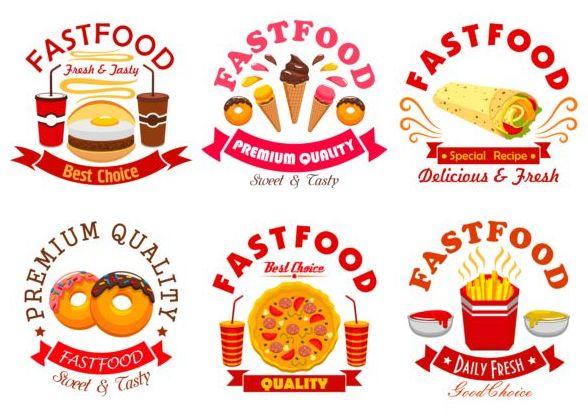 mat fast etiketter