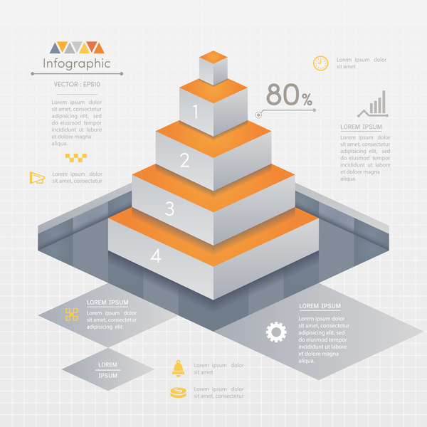 scaletta infografica business