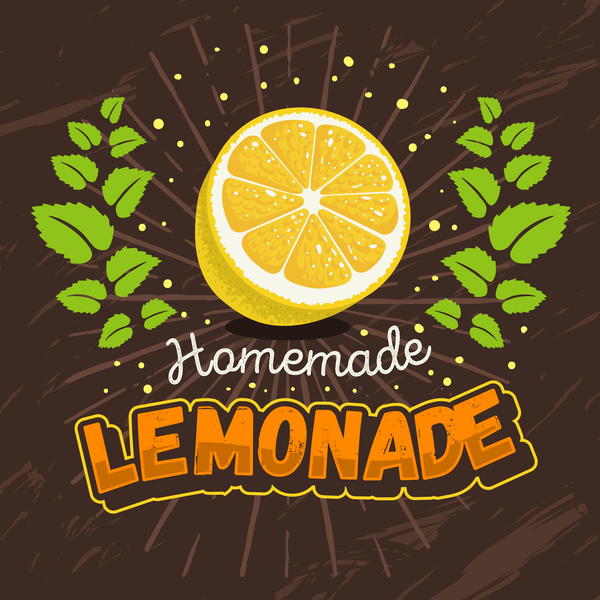 poster Limonade jus