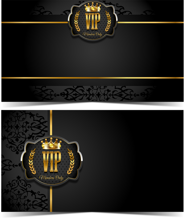 vip luxury card