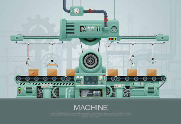 machine factory business