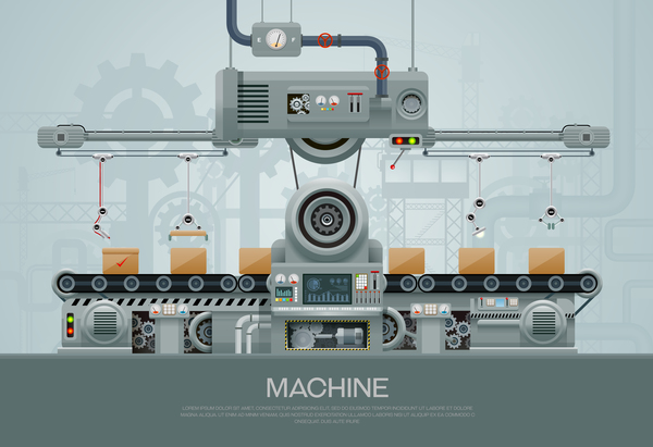 machine factory business