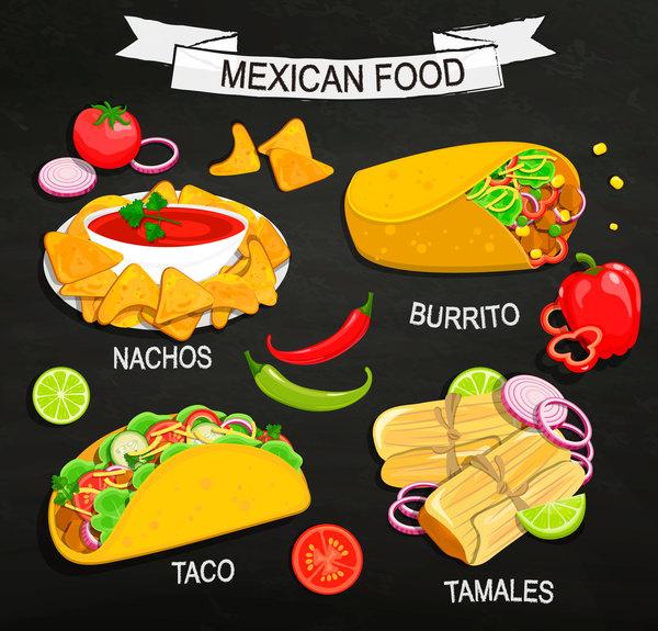 Mexique alimentaire