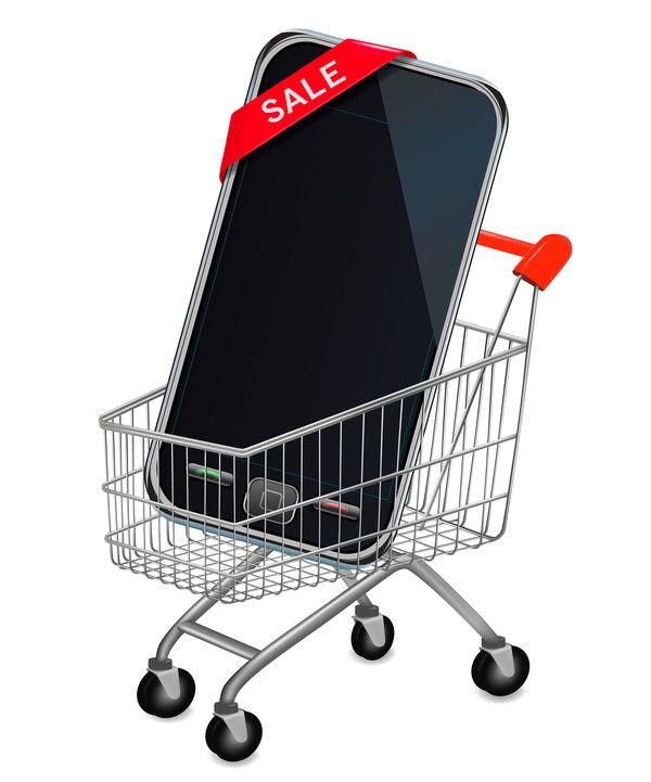 telefono shopping mobile