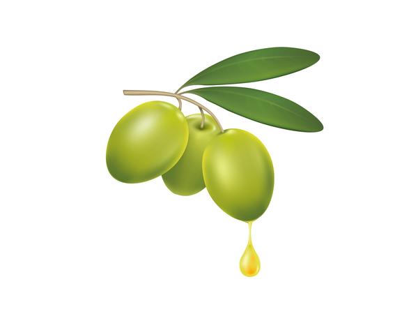 oliv Gren drop