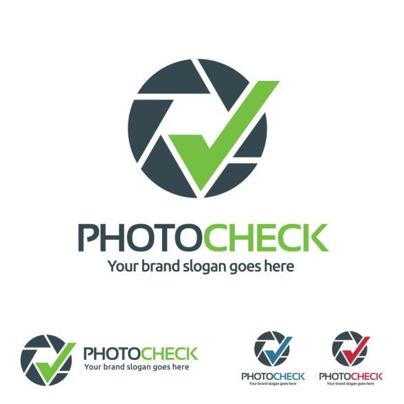 photo logo cheque