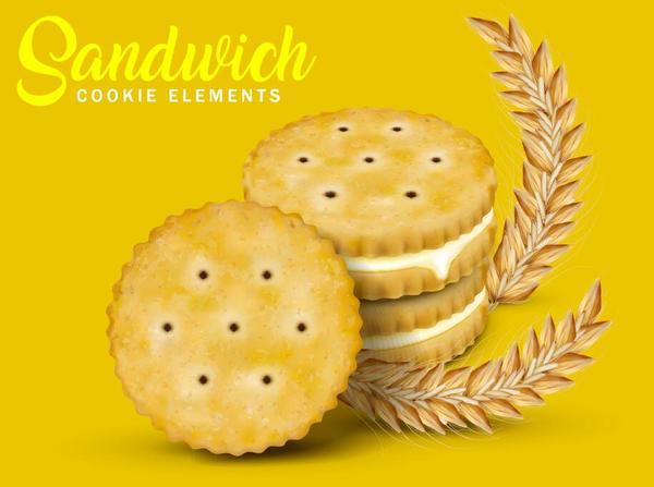 smörgås kakor