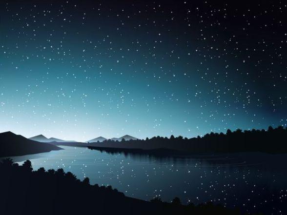 siluate natt flod