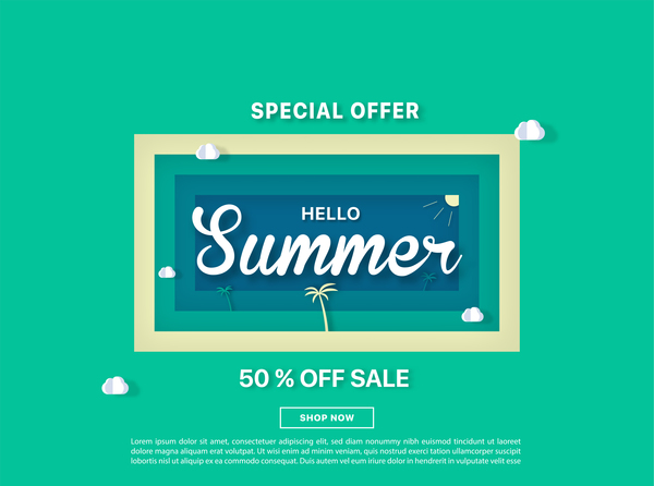 summer special sale offer