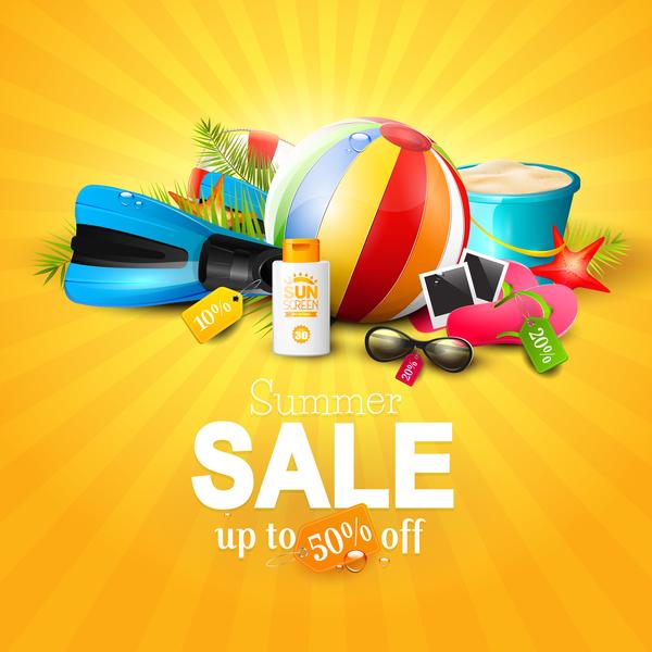 Verkauf top Sommer orange