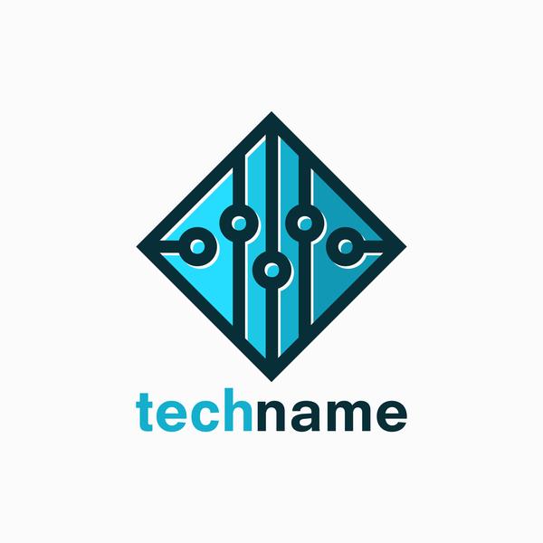 tech logotyp