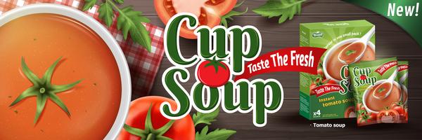 zuppa di pomodoro Tazza poster
