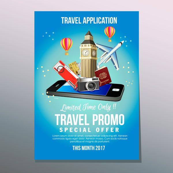 travel program affisch
