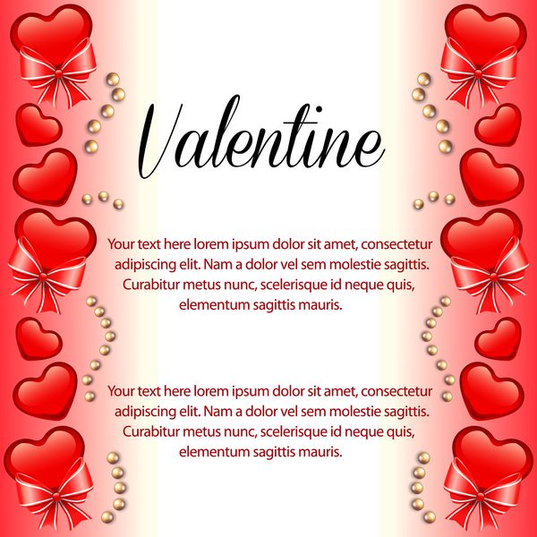 vertikal valentine rot Herz Grenze